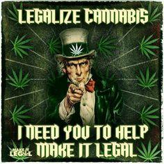 Legalize Cannabis 🍃