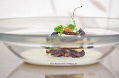Menü du Jour für die Woche vom 20.08. bis 25.08. im Schürers Restaurant Tafelhaus in Backnang ( bei Stuttgart )