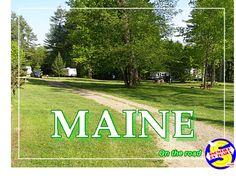 Listing of New England campgrounds and RV parks open all year 4 Seasons Old Forge Camping, Rv Camping, Campsite, Rv Parks, State Parks, Saco Maine, Franconia Notch, Old Orchard Beach, Camping Resort