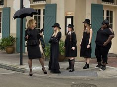 Halloween Inspiration: American Horror Story: Coven