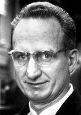 Leo James Rainwater (December 9, 1917 – May 31, 1986) was an American physicist who shared the Nobel Prize for Physics in 1975 for his part in determining the asymmetrical shapes of certain atomic nuclei