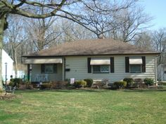 Matching Awnings For Porch And Windows By Fairview Home Improvement In Cleveland Ohio