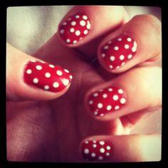 mushroom nails