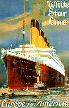 'White Star Line - To America' Wonderful A4 Glossy Art Pr... https://www.amazon.co.uk/dp/B01J7A4UTK/ref=cm_sw_r_pi_dp_2aHMxbRXTDQBX