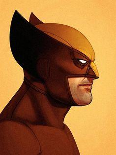 Wolverine - Mike Mitchell