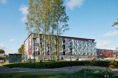 Puukerrostalo PUUMERA | Woodarchitecture.fi Wooden Architecture