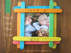 Mend and Make New: Father's Day Craft & Gift Ideas