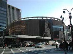 This Day In Stadium History: 1879 - New York's Madison Square Garden opened.  keepinitrealsports.tumblr.com  keepinitrealsports.wordpress.com  Mobile- m.keepinitrealsports.com