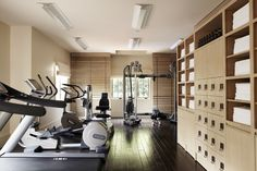#hotelbelair Fitness Center