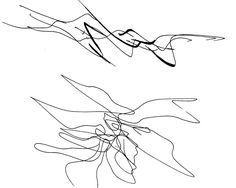 The Creative Energy of Zaha's Sketches,Ordrupgaard Museum Extension1 2005. Image Courtesy of Zaha Hadid Architects