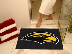 Collegiate All-Star Southern Mississippi Area Rug