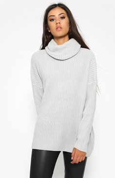Shady Knit - Grey