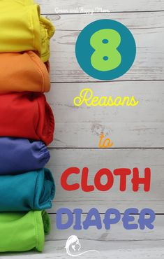 Cloth diapering might seem like a lot of work but there are lots of benefits of using cloth diapers over disposable diapers. Used Cloth Diapers, Cloth Nappies, Green Living Tips, Natural Parenting, Disposable Diapers, Wet Bag, Happy Mom, Way Of Life, Parenting Hacks