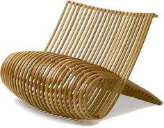 Sillas de diseño Wood. . Para saber más: dhomeklub.com