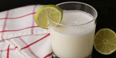 This Crazy Twist on Lemonade Is Like Key Lime Pie in a Glass  - TownandCountryMag.com