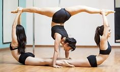 Pole, Aerial, or Zumba Fitness Classes at Pole-Ology, LLC (Up to 58% Off). Three Options Available.