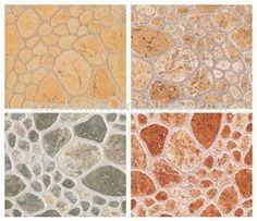 Rustic Ceramic Decorate Floor Tile - very nice for outdoor