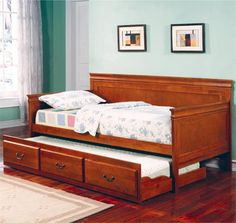 Coaster Louis Philippe Daybed Frame Las Vegas Furniture Online | LasVegasFurnitureOnline | Lasvegasfurnitureonline.com