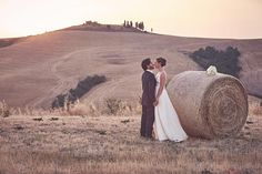 Castelfalfi Wedding in Tuscany