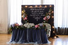 66 Ideas for diy wedding backdrop head table brides Bride Groom, Wedding Bride, Wedding Flowers, Wedding Day, Wedding Reception Seating, Seating Chart Wedding, Diy Wedding Backdrop, Diy Wedding Decorations, Decoration Table