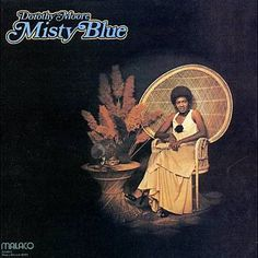 I just used Shazam to discover Misty Blue by Dorothy Moore. http://shz.am/t418749