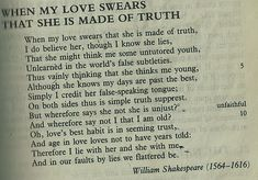 """sonnet 43 a touching love poem by william shakespeare Rhythm gives a poem its sound, and there are many different ways that rhythm is  used,  a line of poetry is filled with syllables  how do / i love / thee let / me  count / the ways """"sonnet 43""""  a poem that is sad and thoughtful, and often said  in lament of a person who has died  shakespearean sonnet (or english sonnet ."""