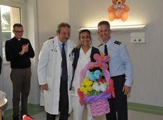 L'Aeronautica regala un sorriso ai bambini dell'ospedale di Caserta a cura di Redazione - http://www.vivicasagiove.it/notizie/laeronautica-regala-un-sorriso-ai-bambini-dellospedale-di-caserta/