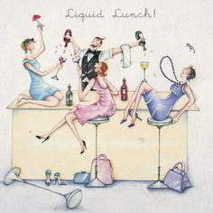 Berni Parker   Berni Parker - Liquid Lunch