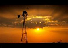 From the rising of the sun to the going down of the same...  The name of the Lord shall be praised in West Texas.
