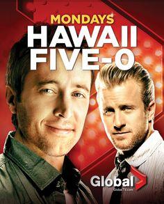 #Hawaii Five-0 - Mondays beginning September 25 on Global