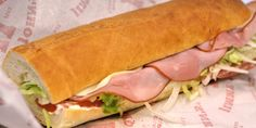 The sandwich chain Jimmy John's confirmed Wednesday that hackers stole customer debit and credit card data from 216 of its stores, making the company the latest victim in a string of cyber attacks against major retailers and restaurants. A hacker . Jimmy Johns, Gourmet Sandwiches, Fresh Bread, Baking, Cards, Cyber, Food, Wednesday, Essen