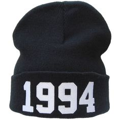 WUWI 1994 justin bieber hat black: Amazon.co.uk: Clothing (40 CAD) ❤ liked on Polyvore featuring accessories, hats, beanies, headwear, justin bieber hat, black beanie hat, black beanie, justin bieber and slouchy beanie
