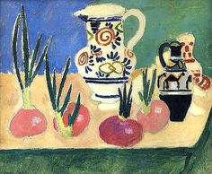 Henri Matisse    The Red Onions