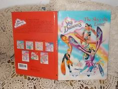 The Sky's the Limit (Sky Dancers) by Alexandra Reid (1996) Not included in Sale New Listing :)Siof by Daysgonebytreasures on Etsy