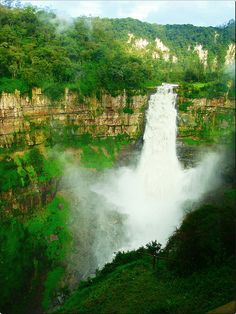 Salto de Tequendama Costa, Mother Nature, Waterfall, Explore, Outdoor, Spring, Mountain Range, Beautiful Landscapes, Colombia