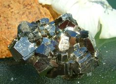 All about cleansing pyrite.