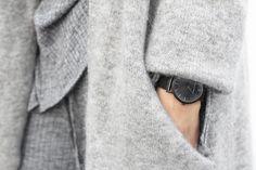 Outfit: all grey knits (via Bloglovin.com )