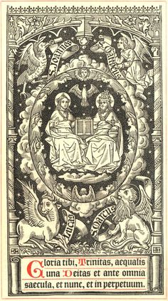 Woodcuts, Engravings, and Illustrations