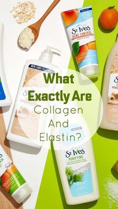 Collagen is an abundant protein that helps hold our body together. Collagen is found in our bones, muscles, tendons and especially in our skin, which is the largest organ in our body. Collagen provides our skin with its strength and elasticity. #DrySkinOnFace Anti Aging Cream, Anti Aging Skin Care, Beauty Hacks Eyelashes, Dry Skin On Face, Acne Control, Moisturizer For Dry Skin, Homemade Moisturizer, Homemade Skin Care, Homemade Beauty