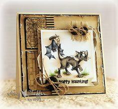 Pickled Paper Designs: September SFYTT - Kraftin' Kimmie Stamps