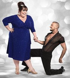 Lisa Riley set to become first female Strictly contestant to liftpartner