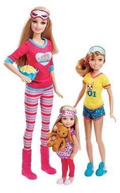 Barbie Pink-Tastic Sister Slumber Party #GiftIT #Kohls