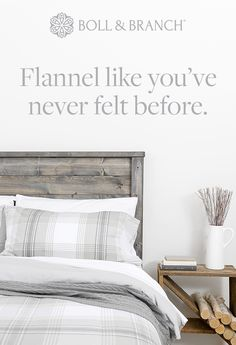 Finally, flannel has arrived! We leverage old-world tradition and new technologies to create the most premium flannel ever. Warm, 100% organic and incredibly soft. We're excited for you to fall for flannel! Shop the limited-time collection now!