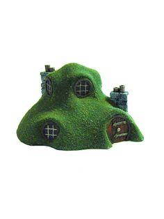 Halfling Home 02 - Custom Kingdoms Car, Towers, Diorama, Castles, Buildings, Scenery, Miniatures, Home, Automobile