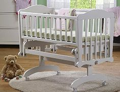 Sorelle Dondola Gliding Cradle  White -- For more information, visit image link.Note:It is affiliate link to Amazon.