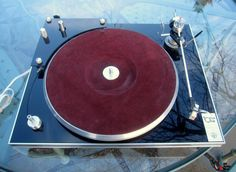 Michell Focus One Turntable with Mayware Formula IV tonearm