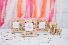 Galleries: Baby Ideas: Luxe Circus Baby Shower - Confetti Pop