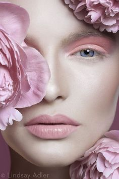 Pretty in Pink Beauty Editorial for Coco Magazine <3