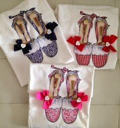 Mandarina Camisetas: Camisetas con alpargatas de playa