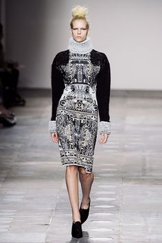 Mary Katrantzou »  Fall 2012 RTW »